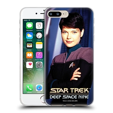 Official Star Trek Iconic Characters Ds9 Ezri Dax Soft Gel Case For Apple Iphone 7 Plus