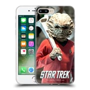 Official Star Trek Keenser Reboot Xi Wrench Soft Gel Case For Apple Iphone 7 Plus