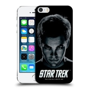 Official Star Trek Characters Reboot Xi Captain Kirk Hard Back Case For Apple Iphone 5 / 5S / Se