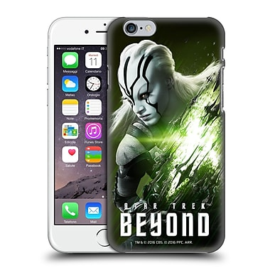 Official Star Trek Characters Beyond Xiii Jaylah Hard Back Case For Apple Iphone 6 / 6S