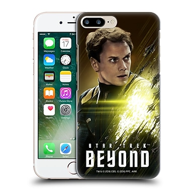 Official Star Trek Characters Beyond Xiii Chekov Hard Back Case For Apple Iphone 7 Plus