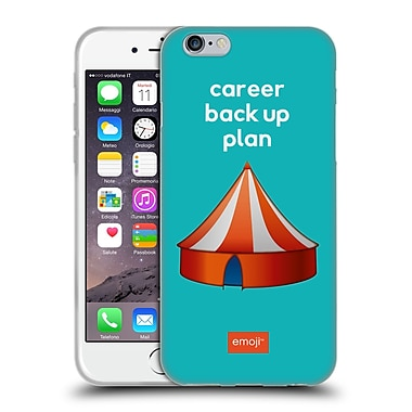 Official Emoji Speak Join The Circus Soft Gel Case For Apple Iphone 6 / 6S