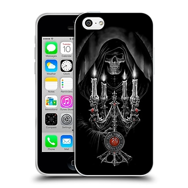 Official Anne Stokes Tribal Candelabra Soft Gel Case For Apple Iphone 5C