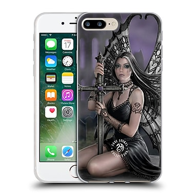 Official Anne Stokes Dark Hearts Lost Love Soft Gel Case For Apple Iphone 7 Plus