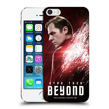 Official Star Trek Characters Beyond Xiii Scotty Hard Back Case For Apple Iphone 5 / 5S / Se