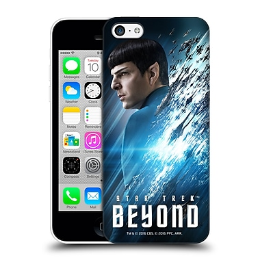 Official Star Trek Characters Beyond Xiii Spock Hard Back Case For Apple Iphone 5C