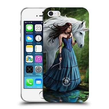 Official Anne Stokes Mythical Creatures Enchanted Fool Soft Gel Case For Apple Iphone 5 / 5S / Se
