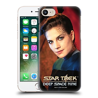 Official Star Trek Iconic Characters Ds9 Jadzia Dax Hard Back Case For Apple Iphone 7