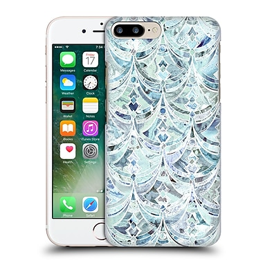 Official Micklyn Le Feuvre Marble Patterns Ice And Diamonds Art Deco Pattern Hard Back Case For Apple Iphone 7 Plus