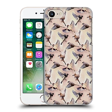 Official Micklyn Le Feuvre Animals Sparrow Flight Hard Back Case For Apple Iphone 7