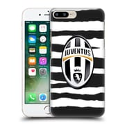 Official Juventus Football Club Lifestyle Zebra Stripes Hard Back Case For Apple Iphone 7 Plus