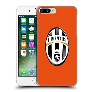 Official Juventus Football Club Match 2016/17 Kit Home Goalkeeper Hard Back Case For Apple Iphone 7 Plus