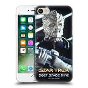 Official Star Trek Iconic Aliens Ds9 Ikat'Ika Hard Back Case For Apple Iphone 7
