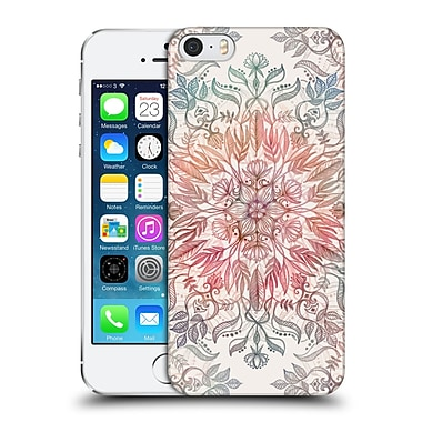 Official Micklyn Le Feuvre Mandala Autumn Spice Hard Back Case For Apple Iphone 5 / 5S / Se