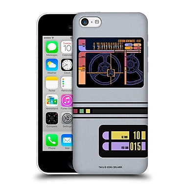 Official Star Trek Gadgets Tng Padd Hard Back Case For Apple Iphone 5C