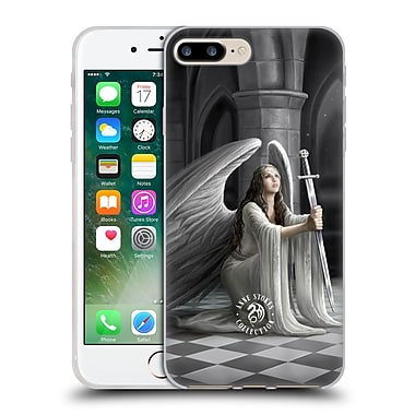 Official Anne Stokes Angels The Blessing Soft Gel Case For Apple Iphone 7 Plus