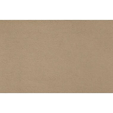 LUX A9 Flat Card, Oak Woodgrain (4060-C-S01-500)