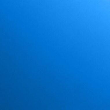 LUX 7 3/4 x 7 3/4 Square Flat Card 50/Pack, Boutique Blue (734SQFLTFA0250)
