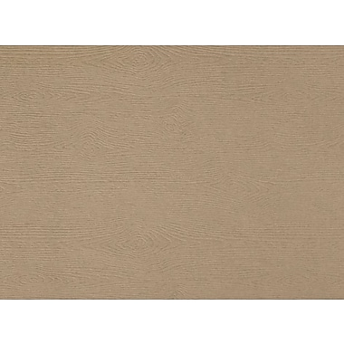 LUX A1 Flat Card Oak Woodgrain (4010-C-S01-500)