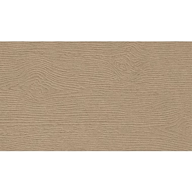 LUX #3 Mini Flat Card 500/Pack, Oak Woodgrain (4070-C-S01-500)