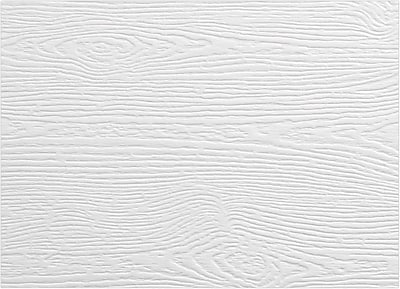 LUX #17 Mini Flat Card 250/Pack, White Birch Woodgrain (4080-C-S02-250)