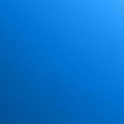 LUX 4 3/4 x 4 3/4 Square Flat Card 500/Pack, Boutique Blue (434SQFLTFA02500)