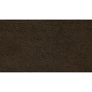 LUX #3 Mini Flat Card, Teak Woodgrain (4070-C-S03-1000)