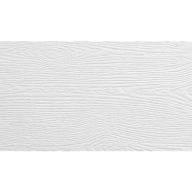 LUX #3 Mini Flat Card 1000/Pack, White Birch Woodgrain (4070-C-S02-1000)