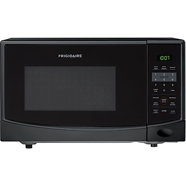 Frigidaire 0.9 Cu. Ft. 900W Countertop Microwave in Black