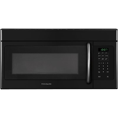 Frigidaire 1.6 cu. ft. Over-The-Range Microwave - Black