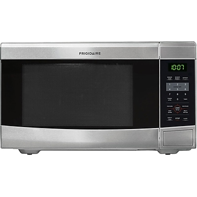 Frigidaire 1.1 Cu. Ft. Countertop Microwave - Stainless Steel