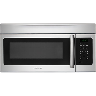 Frigidaire 1.6 Cu. Ft. Over-The-Range Microwave - Stainless Steel