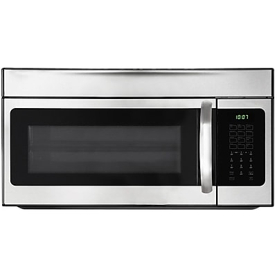 Frigidaire 1.5 cu. ft. Over-the-Range Microwave – Stainless Steel