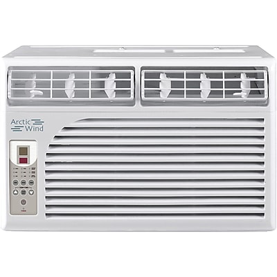Arctic Wind Energy Star 8,000 BTU 115V Window Air Conditioner with Remote Control 23983037