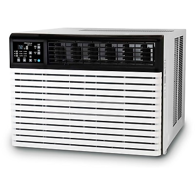 SoleusAir Energy Star 24,600 BTU 230V Window-Mounted Air Conditioner with LCD Remote Control