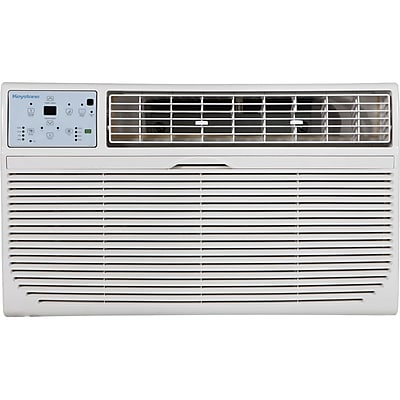 Keystone 10,000 BTU 230V Through-the-Wall Air Conditioner with 10,600 BTU Supplemental Heat Capability 23982959
