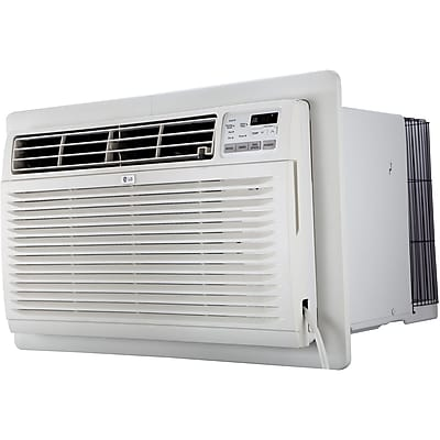 LG 8,000 BTU 115V Through-the-Wall Air Conditioner with Remote Control 23982936