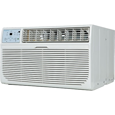 """""Keystone 14,000 BTU 230V Through-the-Wall Air Conditioner with """"""""Follow Me"""""""" LCD Remote Control"""""" 23983098"