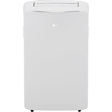 LG 14,000 BTU 115V Portable Air Conditioner with Wi-Fi Control in White