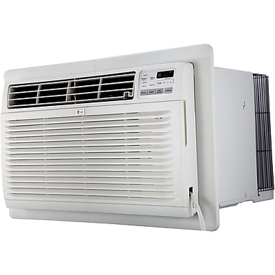 LG 10,000 BTU 230V Through-the-Wall Air Conditioner with 11,200 BTU Supplemental Heat Function 23983109