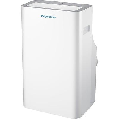 Keystone 12,000 BTU Extra-Quiet Portable Air Conditioner with