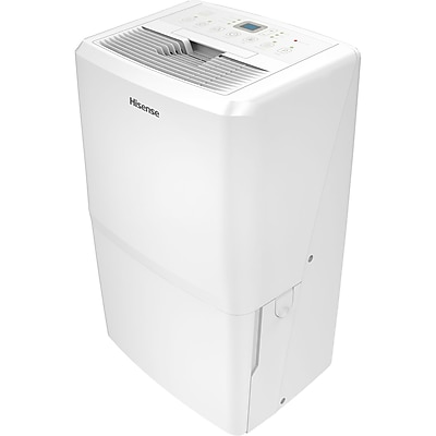 Hisense 70-Pint Dehumidifier with Built-In Pump