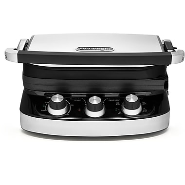 DeLonghi 5-in-1 Ceramic Durastone Grill and Griddle