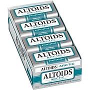 Altoids Arctic Wintergreen Sugarfree Mints, 1.2 oz, Pack of 8 (209-00489)