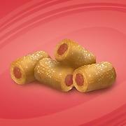 Combos Pepperoni Pizza Cracker Baked Snacks 1.8oz Bag, 18/Pack (209-00410)