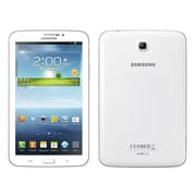 "Refurbished Samsung Galaxy Tab 7"" Tablet 8GB Android 4.4 KitKat White"