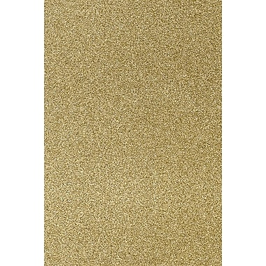 LUX 12 x 18 Paper 250/Pack, Gold Sparkle (1218-P-MS02-250)