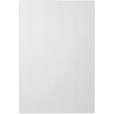 LUX 12 x 18 Paper 1000/Pack, White Birch Woodgrain (1218-P-S02-1000)