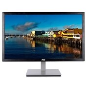 "Refurbished AOC E2476VWM6 23.6"" Black"