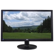 "Refurbished AOC E2470SWD 23.6"" Black"